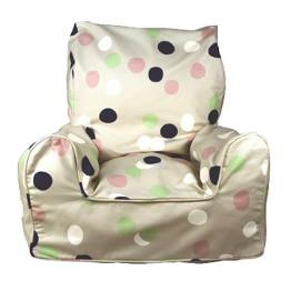 Lelbys Pink Smartie Bean Chair
