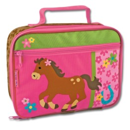 Stephen Joseph Lunch Box Horse Girl