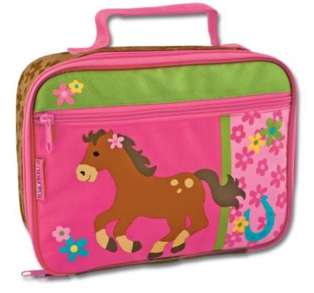 Stephen Joseph Lunch Box Horse Girl