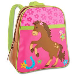Stephen Joseph Backpack Girl Horse