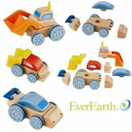 Everearth Interchangable Car