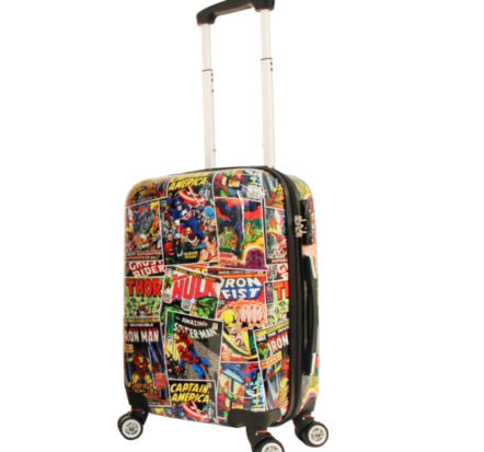 Marvel Avengers Retro Hard Luggage