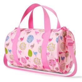 Penny Scallan Duffle Bag Chirpy Bird 2