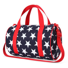Penny Scallan Duffle Bag Navy Star 2