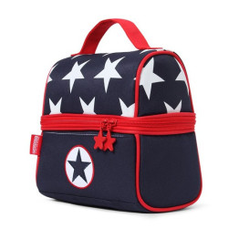 Penny Scallan Lunch Pail Navy Star Side