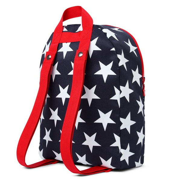 54417fbfa3 Penny Scallan Bare Collection Navy Star Large Backpack