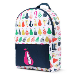 Penny Scallan Rucksack Backpack Pear Salad Side