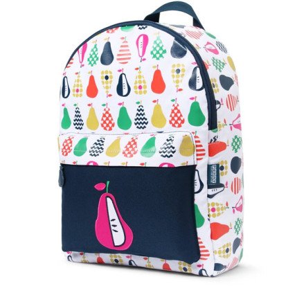 Penny Scallan Rucksack Backpack Pear Salad Side