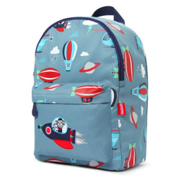 Penny Scallan Rucksack Backpack Space Monkey Side