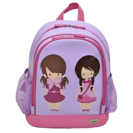 Bobble Art Dolls Large PVC Backpack