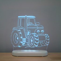 Aloka Tractor LED Sleepy Light USB Night Light with Remote