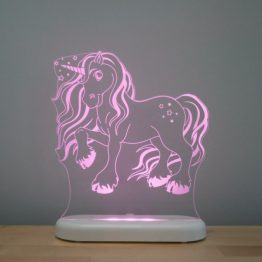 Aloka Unicorn LED Sleepy Light USB Night Light