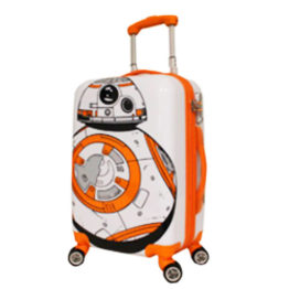 Star Wars Suitcase BB8 Hard Shell Luggage