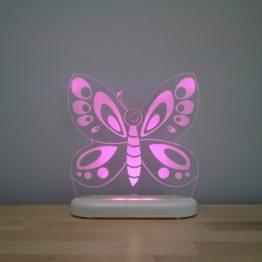 Aloka Butterfly LED Sleepy Light USB Night Light