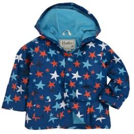 Hatley Boys Raincoat Stars in Space