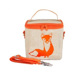 SoYoung Large Cooler Bag Orange Fox
