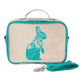 SoYoung Aqua Bunny Lunch Box