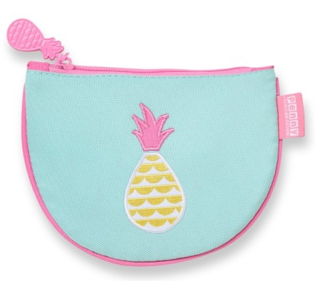 Penny Scallan Pineapple Bunting Coin Purse