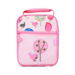Penny Scallan Chirpy Bird Bento Box Lunch Cooler Bag