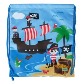 Bobble Art Pirate Swim Library Bag