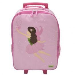 Bobble Art Fairy Wheely Trolley Bag