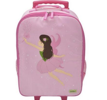 Bobble Art Fairy Wheely Trolley Bag