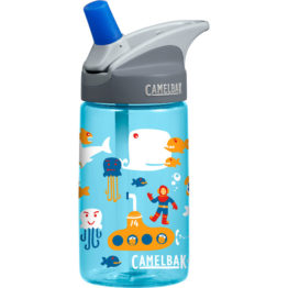 Camelbak Eddy Kids Drink Bottle Sea