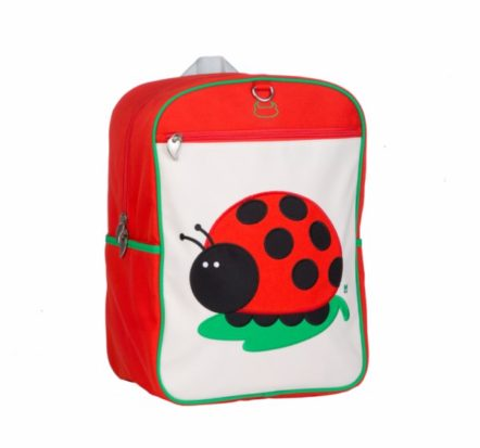 Beatrix New York Big Kid Backpack Juju Ladybug