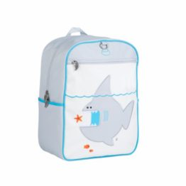 Beatrix New York Big Kid Backpack Nigel Shark