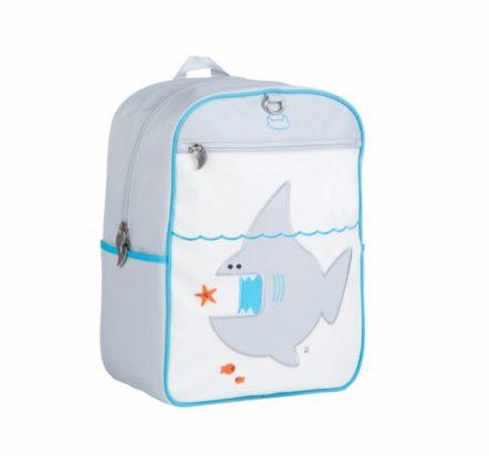Beatrix New York Big Kid Backpack Nigel Shark