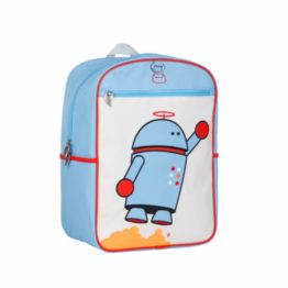 Beatrix New York Big Kid Backpack Pixel Robot