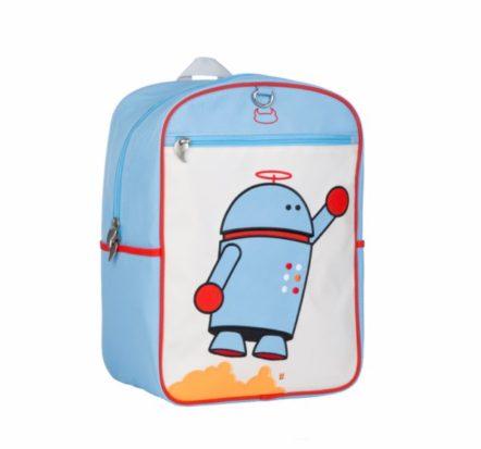 Beatrix New York Big Kid Backpack Pixel Robot