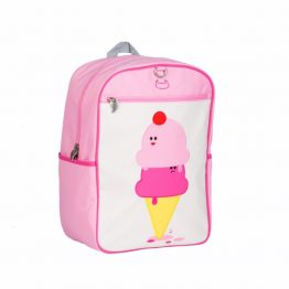 Beatrix New York Big Kid Backpack Dolce & Panna Ice Cream