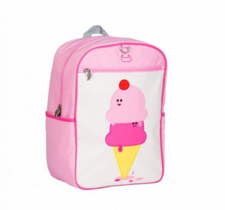 Beatrix New York Big Kid Backpack Dolce & Panna Ice Cream