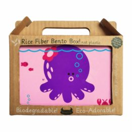 Beatrix New York Rice Fibre Bento Box Penelope Octopus