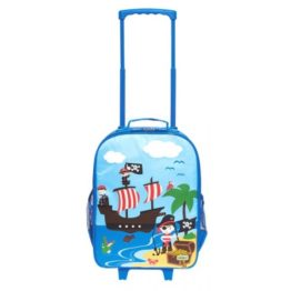 Bobble Art Pirate Wheelie Bag