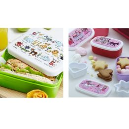 Tyrrell Katz Lunch & Snack Boxes