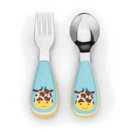 Skip Hop GIraffe Cutlery