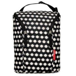Skip Hop Double Bottle Bag Connect Dots