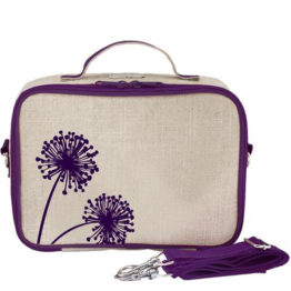 SoYoung Purple Dandelion Lunch Box