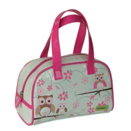 Bobble Art Owl Gloss Bag