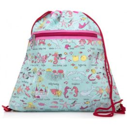 Tyrrell Katz Under the Sea Drawstring Bag