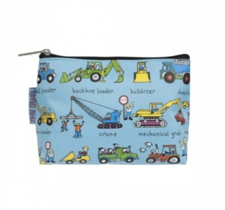 Tyrrell Katz Wheels Toiletry Wash Bag