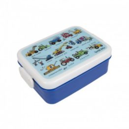 Tyrrell Katz Working Wheels Lunch Box