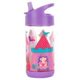 Stephen Joseph Flip Top Drink Bottle Princess