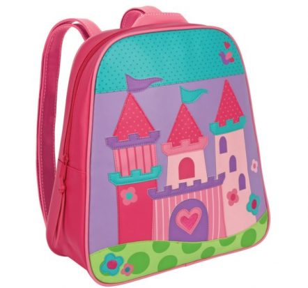 Stephen Joseph Princess Castle Backpack