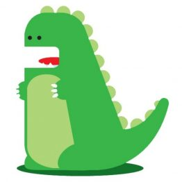 Percival Dinosaur