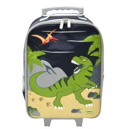 Bobble Art Wheelie Bag - Dinosaur