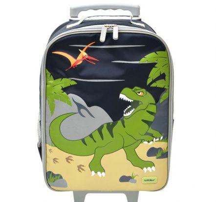 Bobble Art Wheelie Bag - Dinosaur