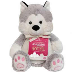 Aroma Home Huskey Snuggable Hottie